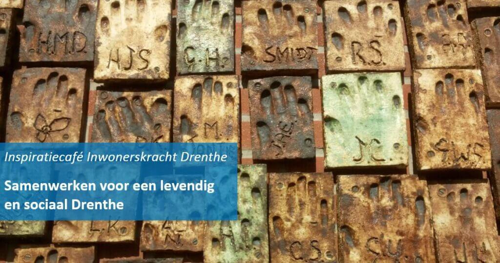 Inspiratiecafé Inwonerskracht Drenthe