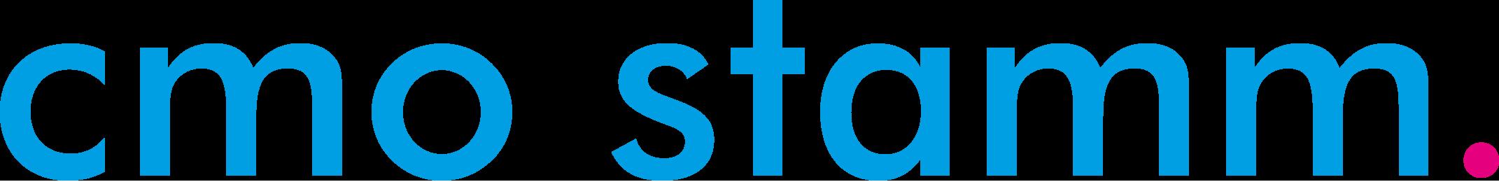 logo CMO STAMM, zonder de diensten