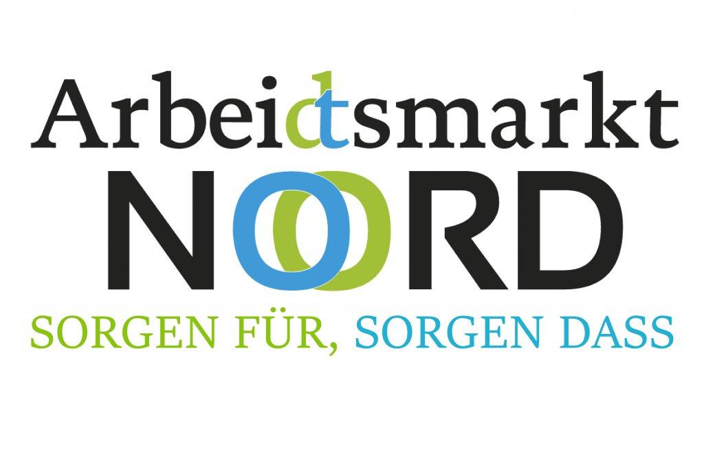 Logo Arbeidsmarkt Noord - Sorgen Für Sorgen Dass