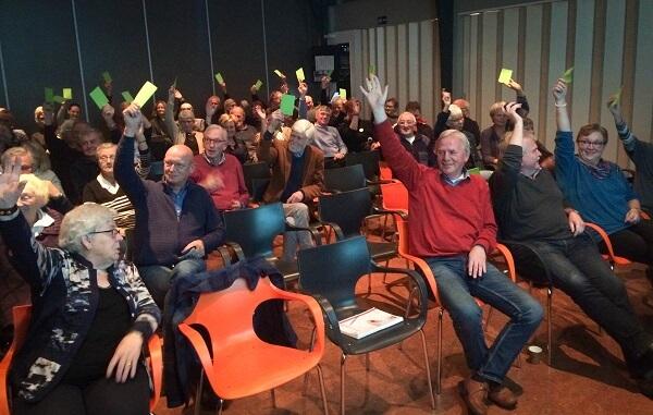 oprichting dorpscoöperatie Gasselternijveen