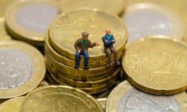 Burgers discussiëren over geld