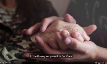 In For Care 3 jaar in 3 minuten