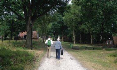 Jan en Marcel op pad in Drenthe voor Leader-projecten