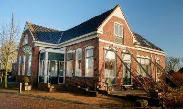 Gestut dorpshuis in Leermens. Foto: Hardscarf