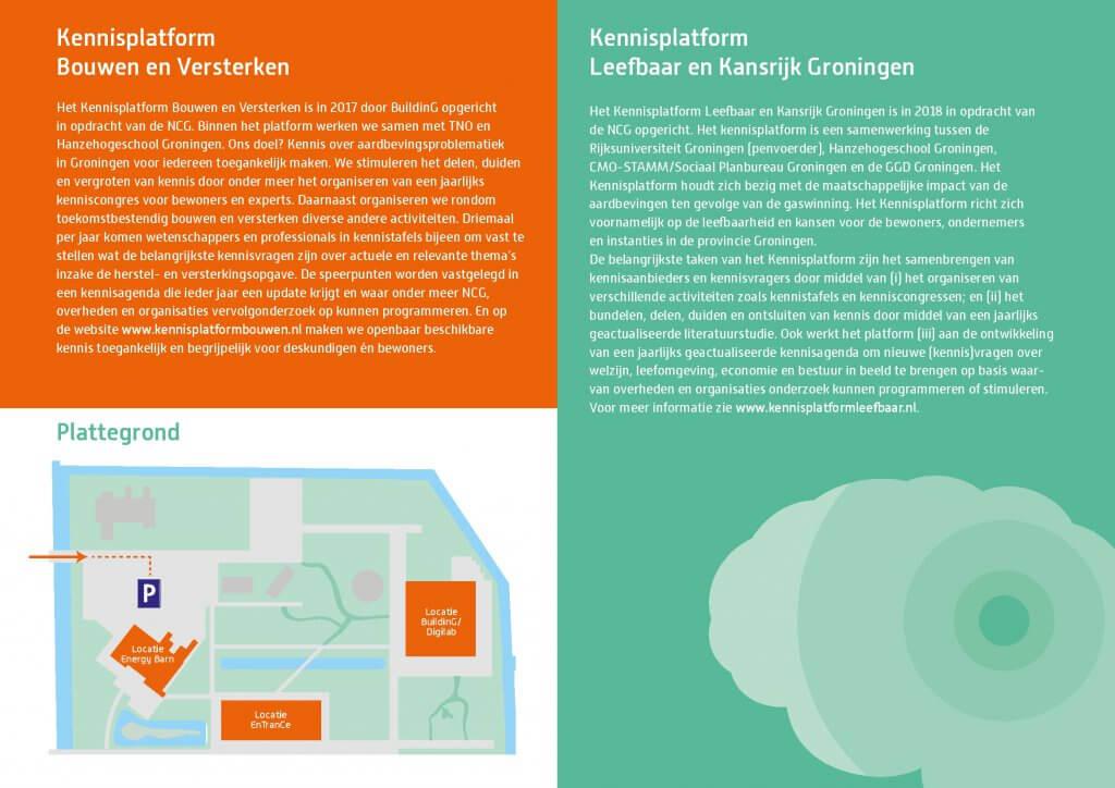 Pagina 2 Kenniscongres Sterk Groningen