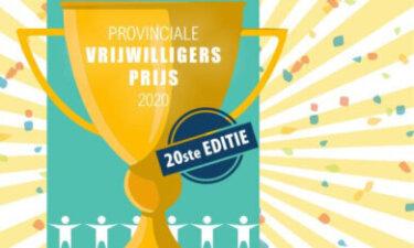 Logo Provinciale Vrijwilligersprijs Groningen 2020