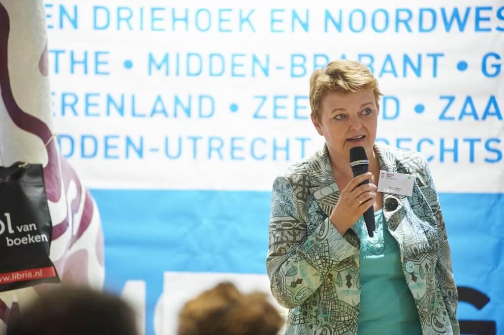 Maud Diemer, kwartiermaker netwerk van financiële redzaamheid in Groningen