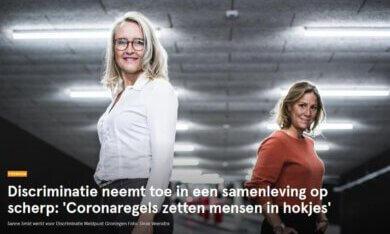 Sanne Smid en Lisette Trinks-Spendel