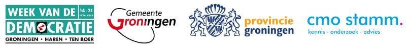 logo's Week van de Democatie