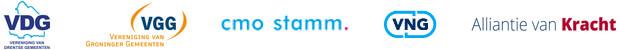 VDG, VNG, VGG, CMO STAMM, AvK logo's