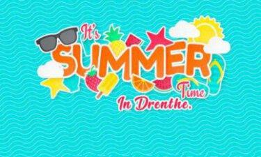logo Summer in Drenthe