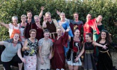 vrijwilligers van Kinderkamp Zuidoost-Drenthe